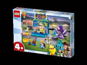 LEGO BUZZ & WOODY'S CARNIVAL MANIA! - 10770