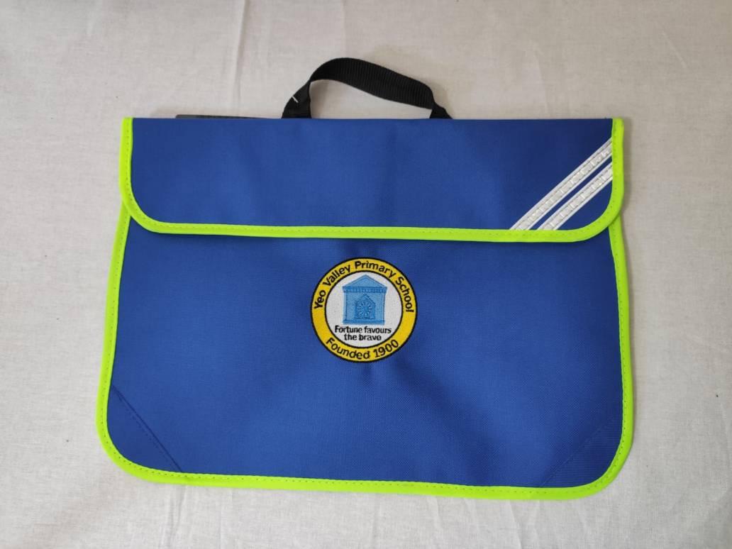 Yeo Valley Primary School Book Bag