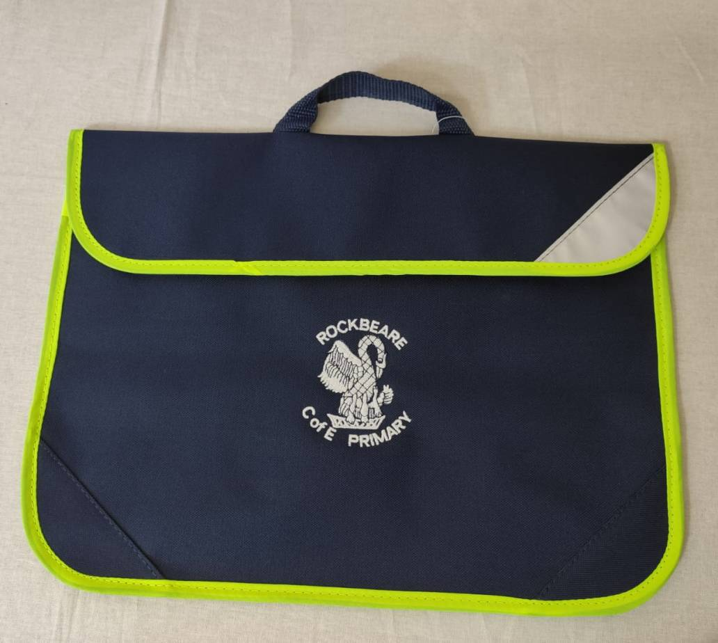 Rockbeare Primary School Book Bag