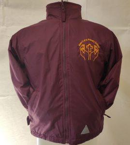Kenn Primary School Reversible Fleece Jacket