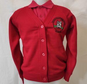 Doddiscombsleigh Primary School Sweatshirt Cardigan