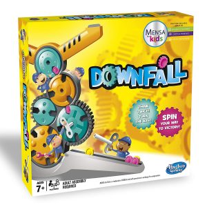 Hasbro 00123 Downfall Board Game