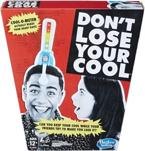 Hasbro E1845 Dont Lose Your Cool Game