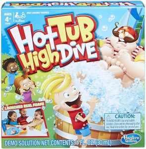 Hasbro E1919 Gaming Hot Tub High Dive Game