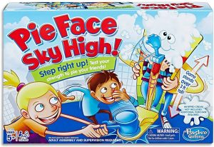 Hasbro C2130 Pie Face Sky High Game