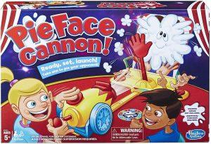 Hasbro E1972 Pie Face Cannon Family Game