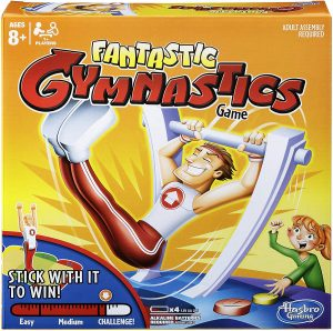 Hasbro E0376 Gymnastics Game