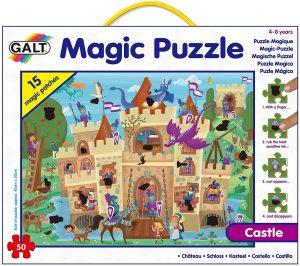 Galt Toys Magic Puzzle Castle