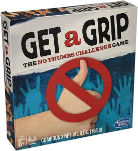 Hasbro C3380 Get A Grip Game