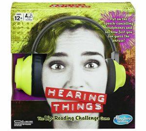 Hasbro E2617 Hearing Things Game