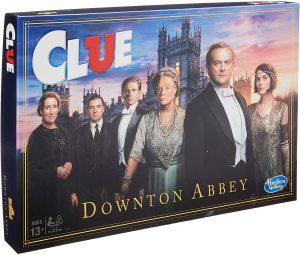 Hasbro E8626 Clue: Downton Abbey Edition Board Game