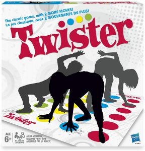 Hasbro 98831 Twister Game