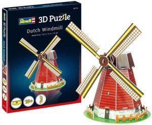 Revell 00110 3D Puzzle, Multi-Colour