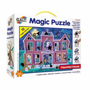 GALT HAUNTED HOUSE PUZZLE