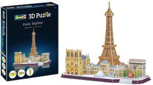 Revell 00141 3D Puzzle, Multi-Colour