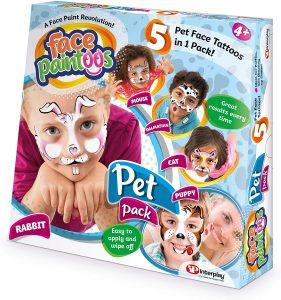 FACE PAINTOOS PET PACK