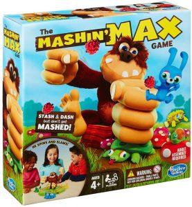 Hasbro B2266 The Mashin' Max Game