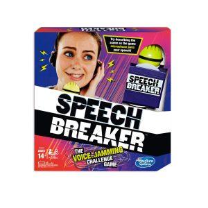 Hasbro E1844 Speech Breaker Game