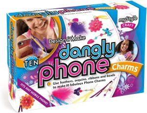 DESIGN & MAKE DANGLY PHONE CHARMS