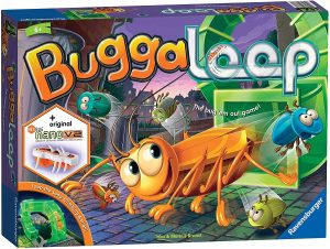 Ravensburger UK 21337 Ravensburger Buggaloop Game for Kids Age 6 Years and Up