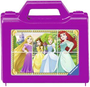 Ravensburger 7428 Disney Princess 6pc Cube Puzzle