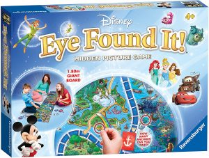Ravensburger 21152 Disney Eye Found It