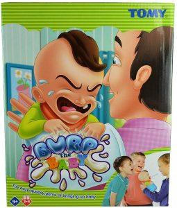 BURP THE BABY
