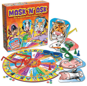 MASK 'N' ASK