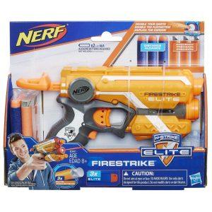 NERF FIRESTRIKE BLASTER
