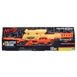 NERF WOLF LR1