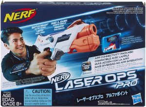 NERF LASER - PRO ALPHAPOINT