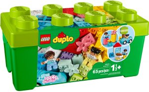 LEGO LARGE BRICK BOX - DUPLO - 5380