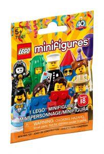 LEGO MINIFIGURE - SERIES 18 - 71021