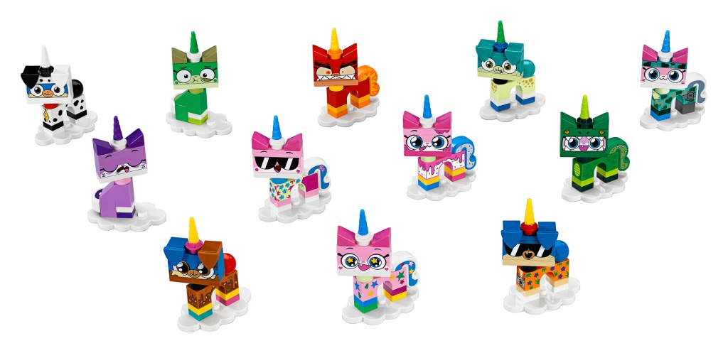 LEGO UNIKITTY COLLECTIBLES - 41775
