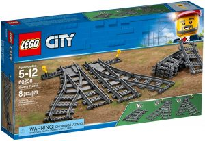 LEGO SWITCH TRACKS - 60238