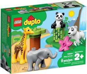LEGO BABY WILD ANIMALS - 10904