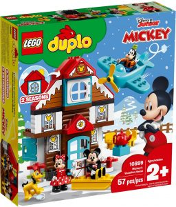 LEGO MICKEYS VACATION HOUSE - 10889