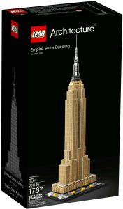 LEGO EMPIRE STATE BUILDING - 21046