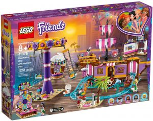 LEGO HEARTLAKE CITY AMUSEMENT PIER - 41375