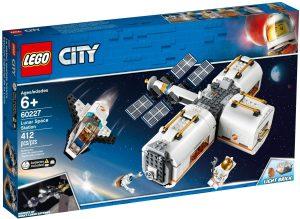 LEGO LUNAR SPACE STATION - 60227