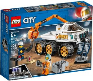 LEGO ROVER TESTING DRIVE - 60225