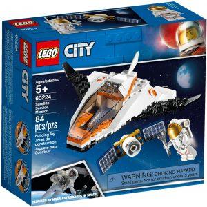 LEGO SATELLITE SERVICE MISSION - 60224