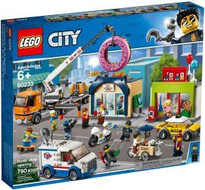 LEGO DONUT SHOP OPENING - 60233