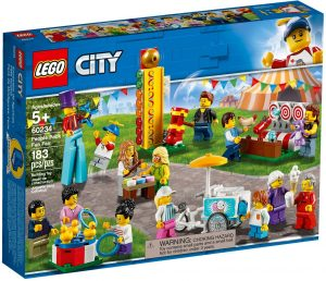 LEGO PEOPLE PACK - FUN FAIR - 60234