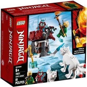 LEGO LLOYD'S JOURNEY - 70671