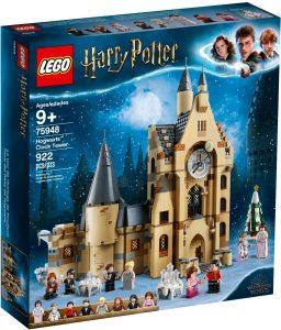 LEGO HOGWARTS CLOCK TOWER - 75948