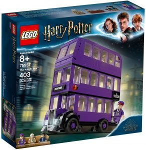 LEGO THE KNIGHT BUS - 75957
