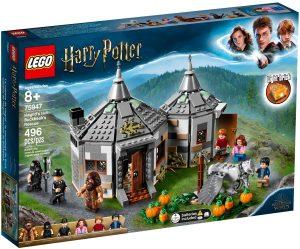LEGO HAGRIDS HUT: BUCKBEAK'S RESCUE - 75947
