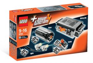 LEGO power functions motor set - 8293