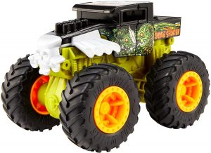 HOT WHEELS MONSTER TRUCK BASH UP